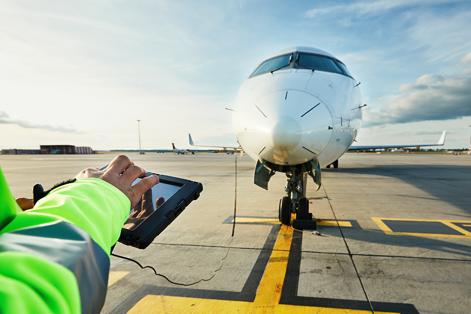 Airport IT and consultancy | Adecs Airinfra B V